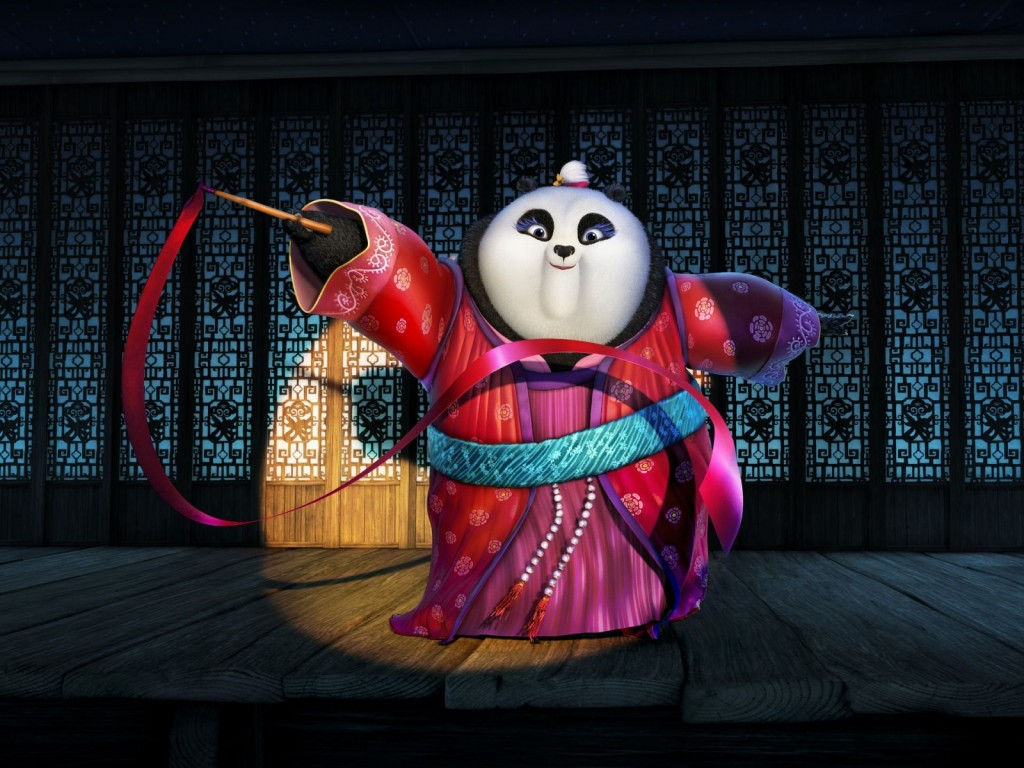 THE WOMEN OF KUNG FU PANDA 3 How Girlpower Reigns At