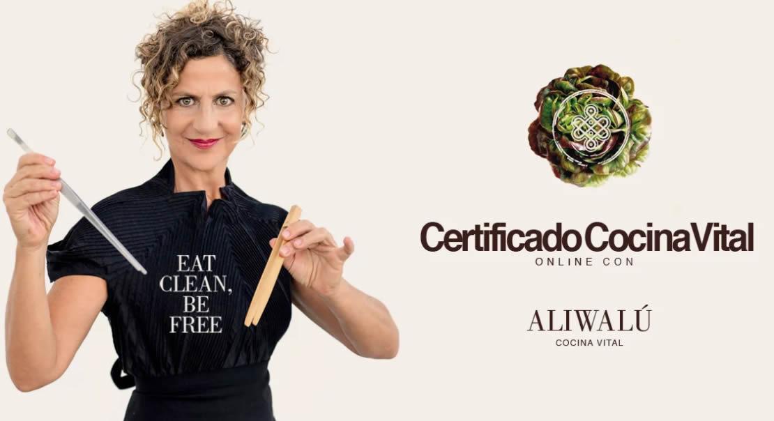 Certificado Cocina Vital