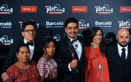 Ixcanul, Premios Platino