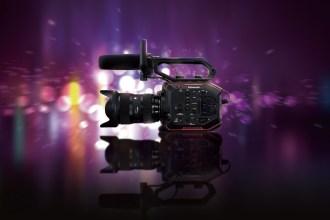 Primer rodaje realizado con la nueva cámara AU-EVA1