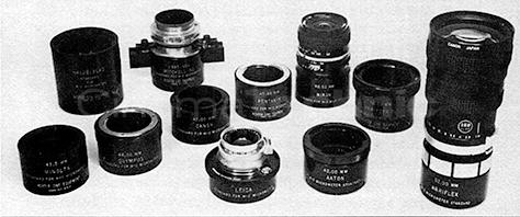 Richter Cine Lens Testing Standards