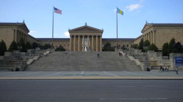 Philadelphia Museum Of Art Cinematic Frontier