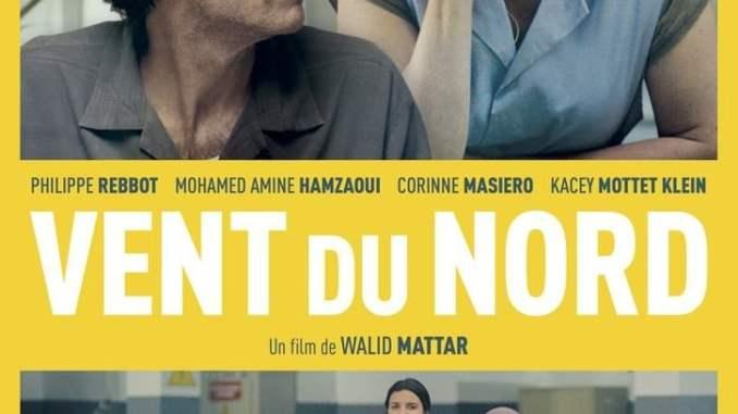 """Affiche du film """"Vent du nord"""""""