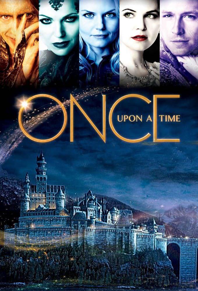Serie Once Upon A Time : serie, Netflix?, (Netflix, Canada,, Australia)