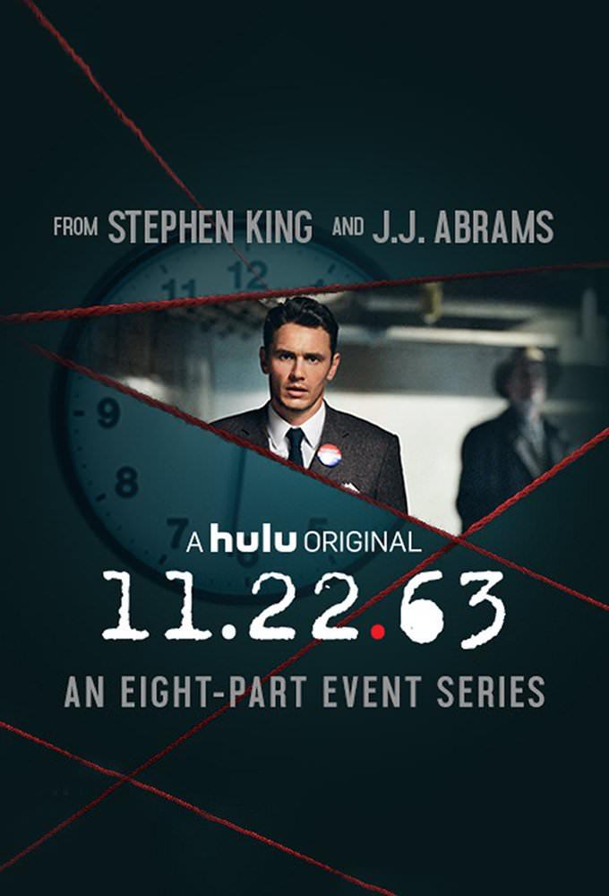 22 11 63 Streaming : streaming, 11.22, Netflix?, (Netflix, Canada,, Australia)