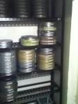 As películas de nitrato de celulose