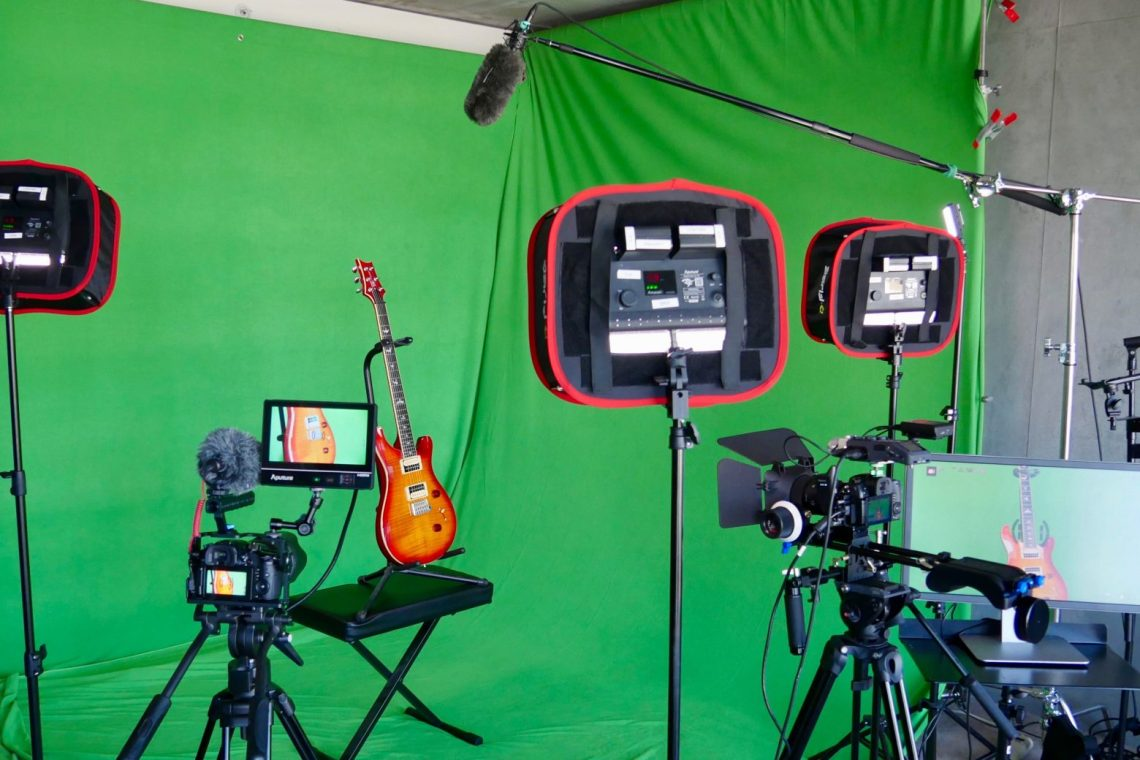 Green Screen Studio San Diego