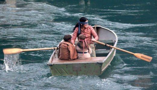 ネットフリックで公開された映画『バード・ボックス』あらすじ・ネタバレ!サンドラ・ブロックはなぜ目隠し?!