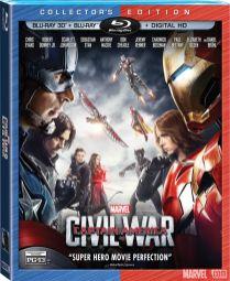 Portada del Blu-ray 3D para EUA