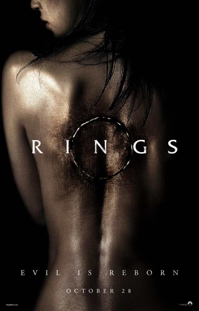 Rings Poster USA