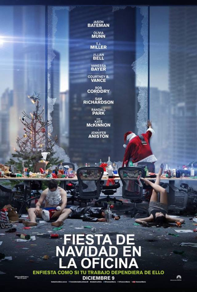 office-christmas-party-mx-poster