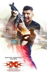 Michael Bisping es Hawk en 'xXx: Reactivado'
