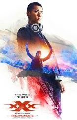 Kris Wu es Nicks en 'xXx: Reactivado'