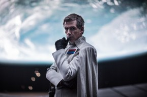 Rogue One: A Star Wars Story..Director Krennic (Ben Mendelsohn)..Ph: Jonathan Olley..© 2016 Lucasfilm Ltd. All Rights Reserved.