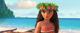 MOANA - (Pictured) Moana. ©2016 Disney. All Rights Reserved.