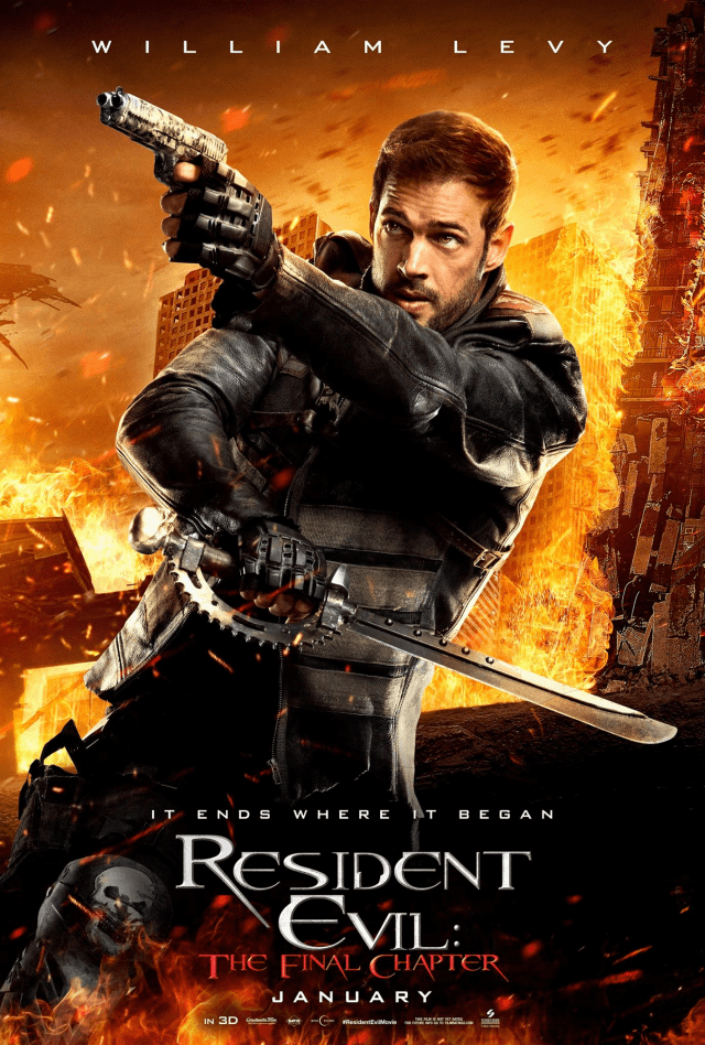 resident-evil-final-chapter-william-levy-us-character-poster