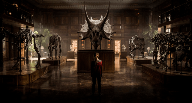 Jurassic World 2 Primera Imagen Set