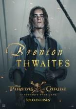 Piratas del Caribe: La Venganza de Salazar CineMedios Henry