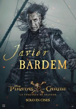 Piratas del Caribe: La Venganza de Salazar CineMedios Salazar