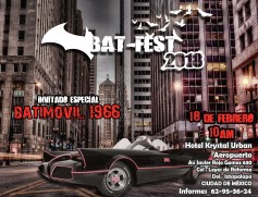 Batimovil 1966 BatFest 2018
