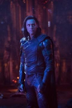 Marvel Studios' AVENGERS: INFINITY WAR..Loki (Tom Hiddleston)..Photo: Chuck Zlotnick..©Marvel Studios 2018