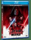 PACK BLU RAY BONUS DVD STAR WARS LOS ULTIMOS JEDI