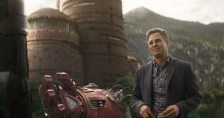 Marvel Studios' AVENGERS: INFINITY WAR..Bruce Banner/Hulk (Mark Ruffalo)..Photo: Film Frame..©Marvel Studios 2018