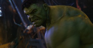 Marvel Studios' AVENGERS: INFINITY WAR..Hulk (Mark Ruffalo)..Photo: Film Frame..©Marvel Studios 2018