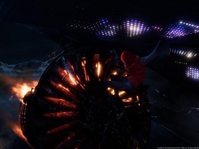 spider-man vs el buitre
