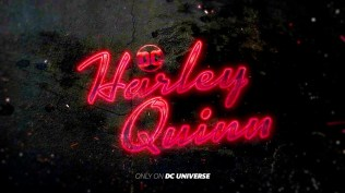dc universe streaming harley quinn serie