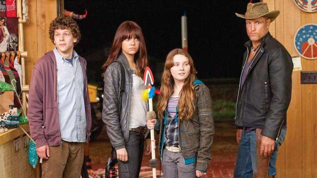 elenco original regresa zombieland 2 2019