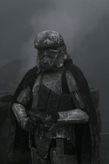 Mudtrooper in SOLO: A STAR WARS STORY.