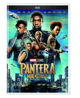 PACK 2D DVD PANTERA NEGRA