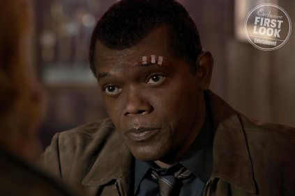 Marvel Studios' CAPTAIN MARVEL Nick Fury (Samuel L. Jackson)