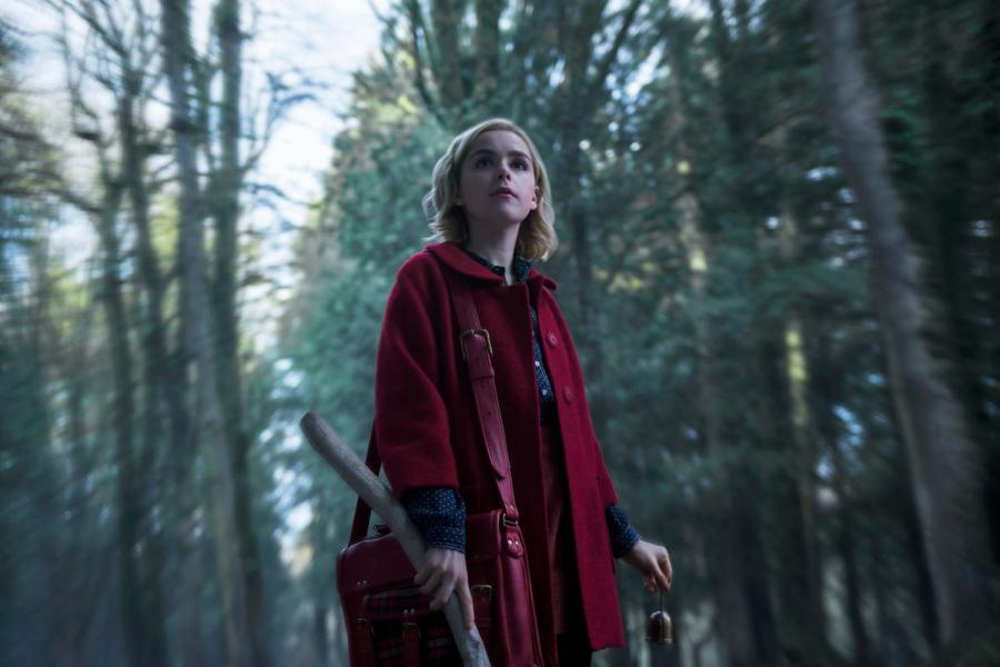 'El mundo oculto de Sabrina' tendrá un episodio especial de Navidad
