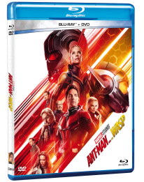 PACK BLU RAY DVD ANT-MAN AND THE WASP