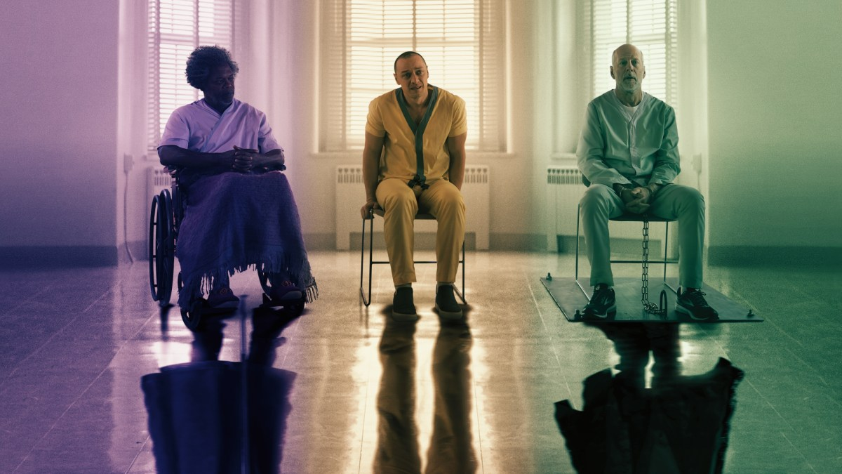 Reseña | 'Glass'