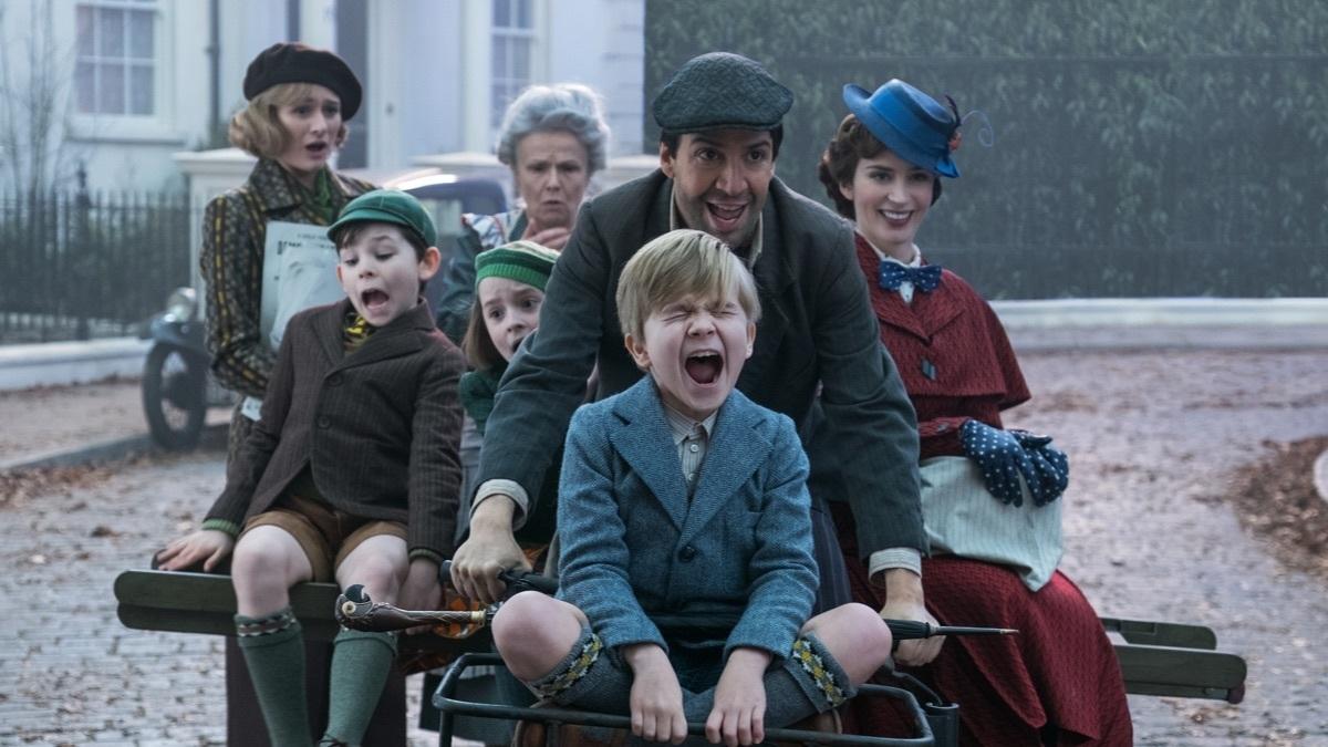 ¿Cuando se estrena 'El Regreso de Mary Poppins' en México?