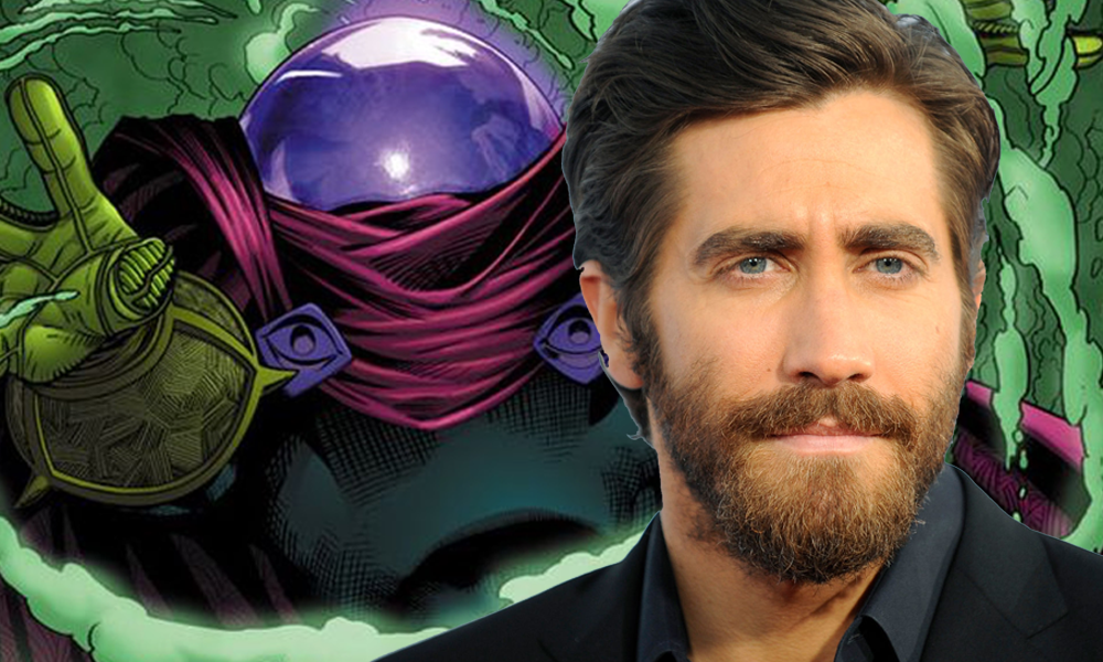 Jake Gyllenhaal confirmó que será Mysterio en Spider-Man: Far From Home
