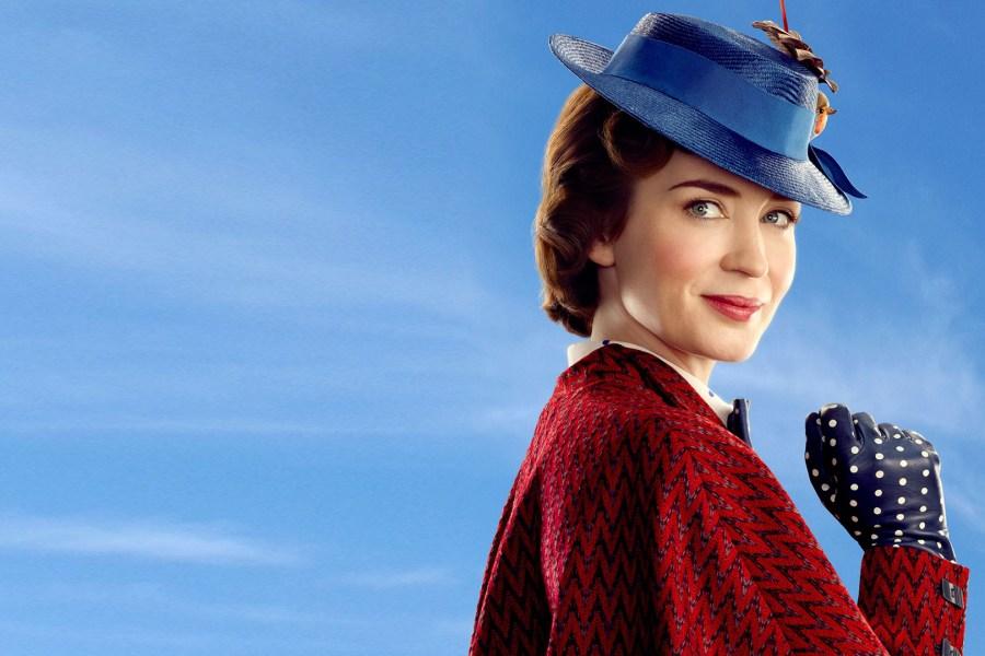 Reseña | 'El regreso de Mary Poppins'