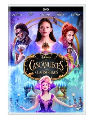 PACK 2D DVD EL CASCANUECES Y LOS CUATRO REINOS