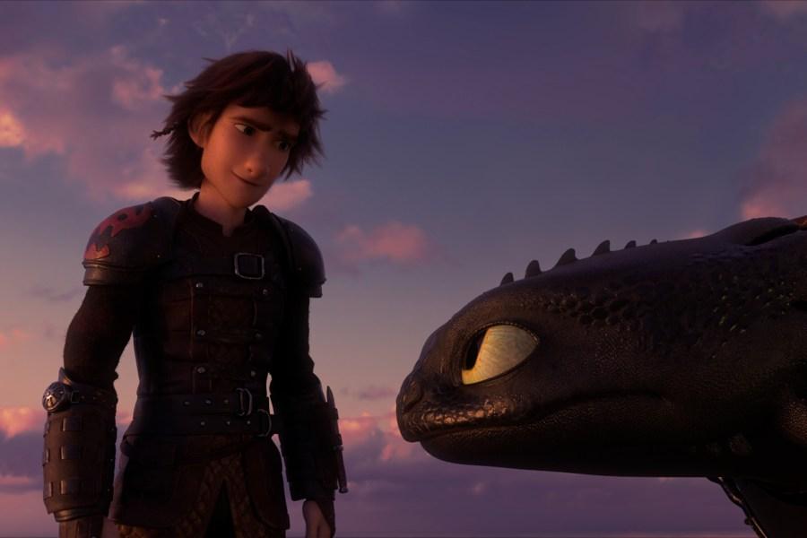 Reseña | 'Cómo Entrenar a tu Dragón 3'