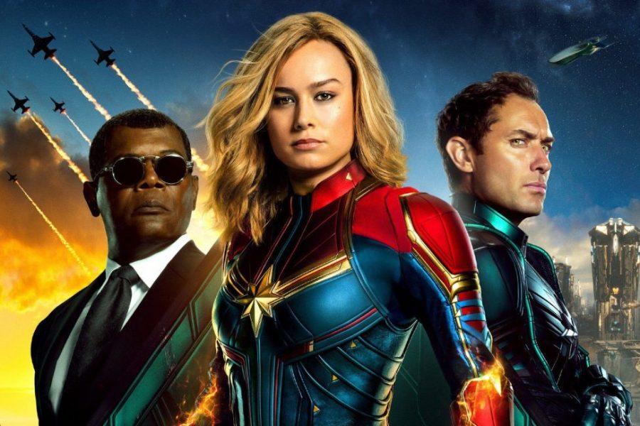 Reseña | 'Capitana Marvel'