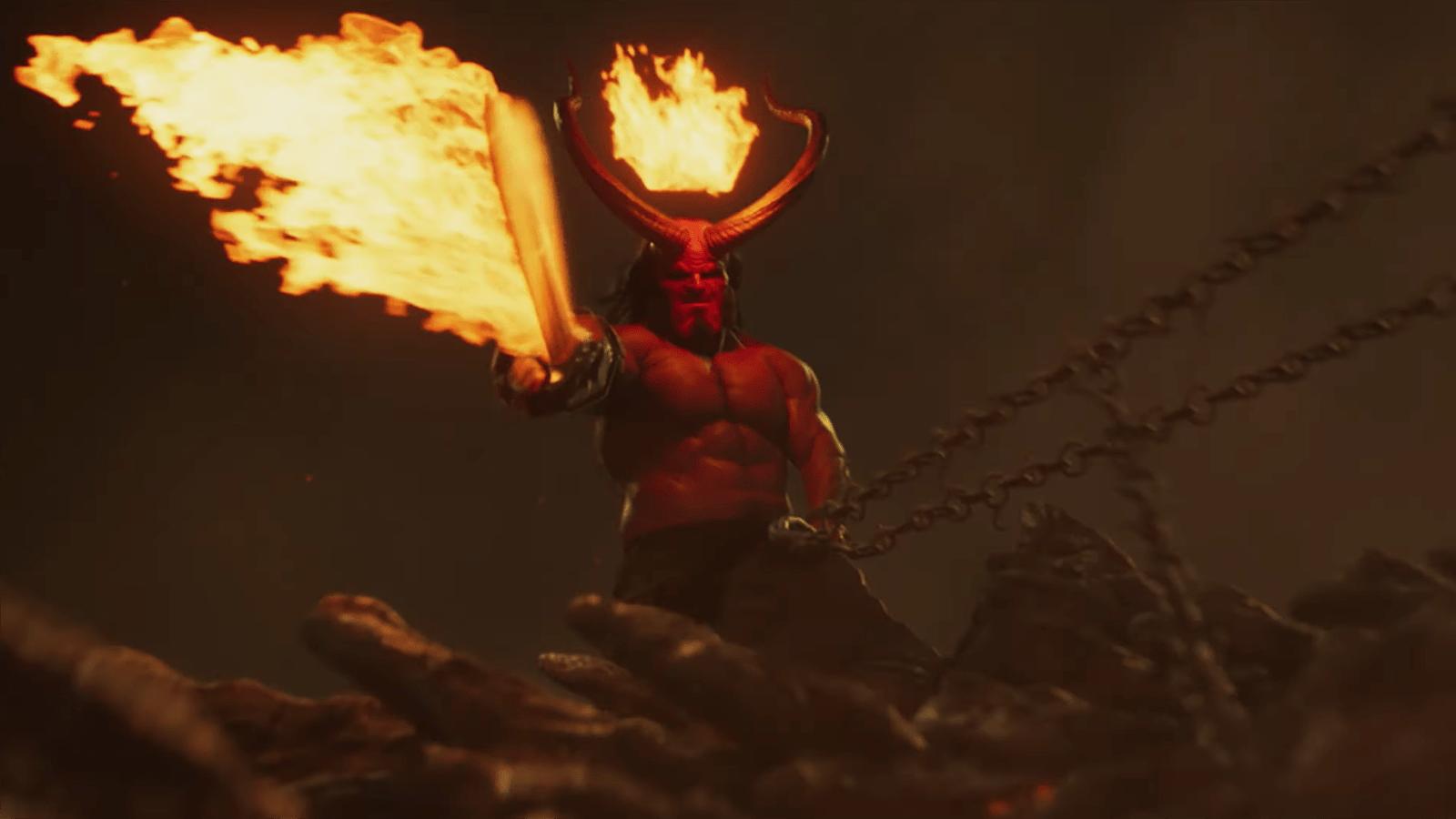 Reseña Hellboy Cinemedios