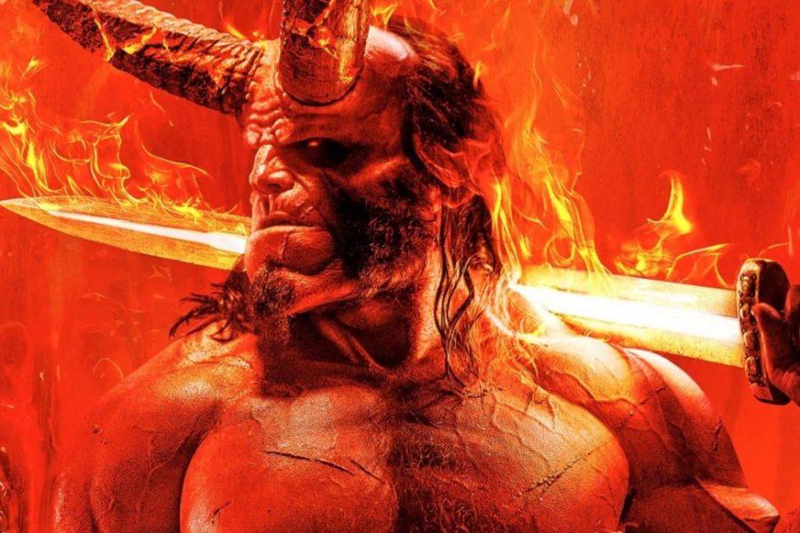 Reseña | 'Hellboy'