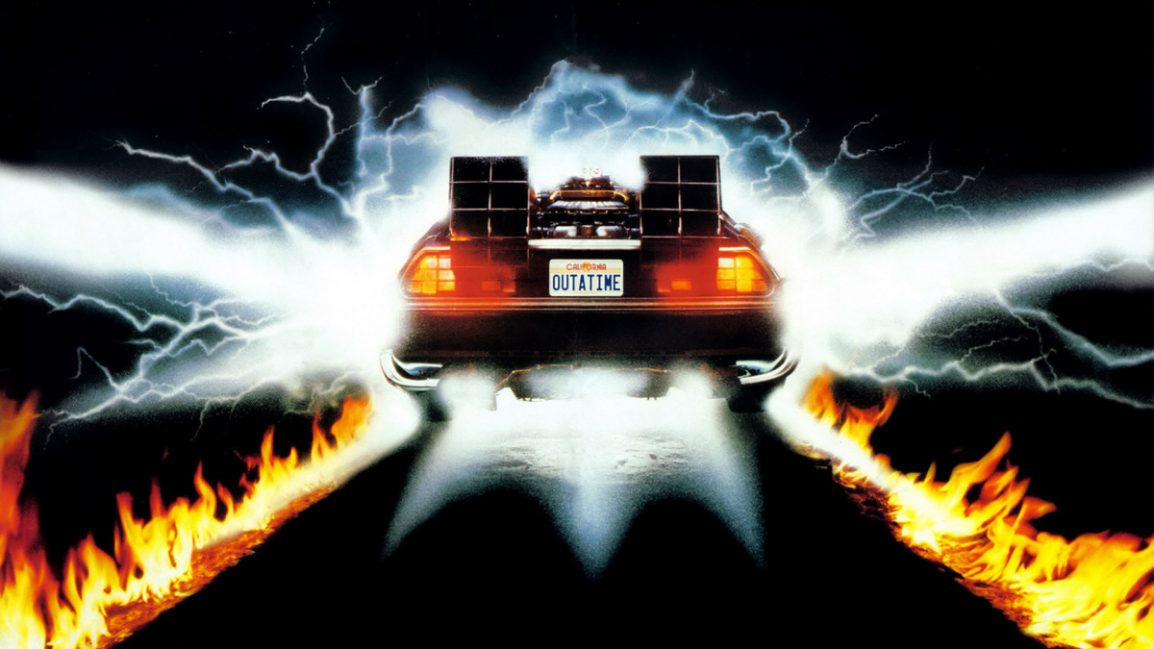 ¡Elenco de 'Back to the Future' se reúne!