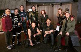 avengers endgame elenco original