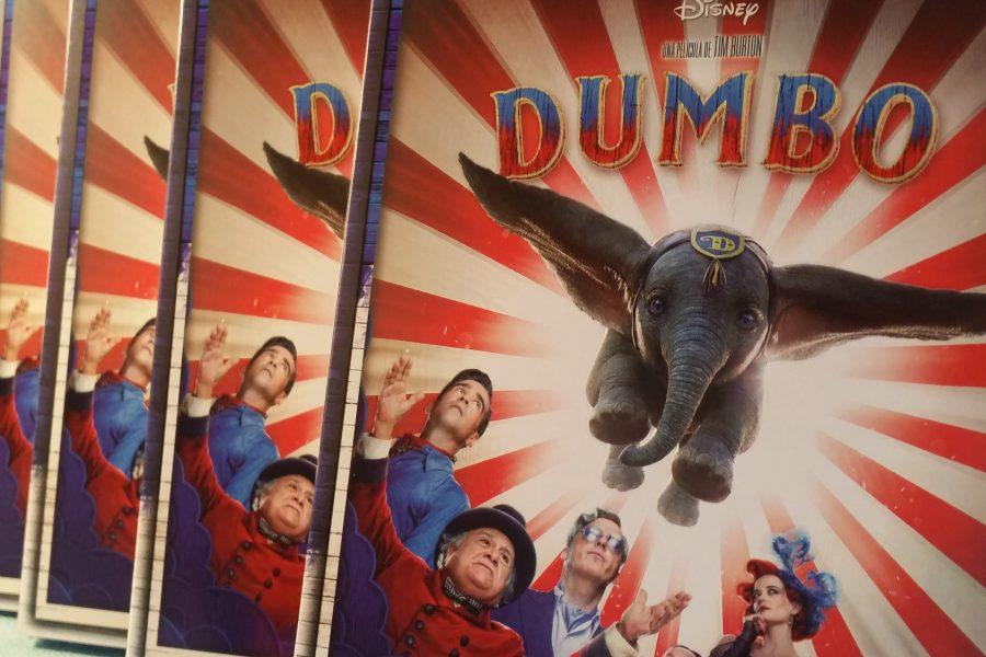 ¡Participa y gánate la película de 'Dumbo' en formato blu-ray!