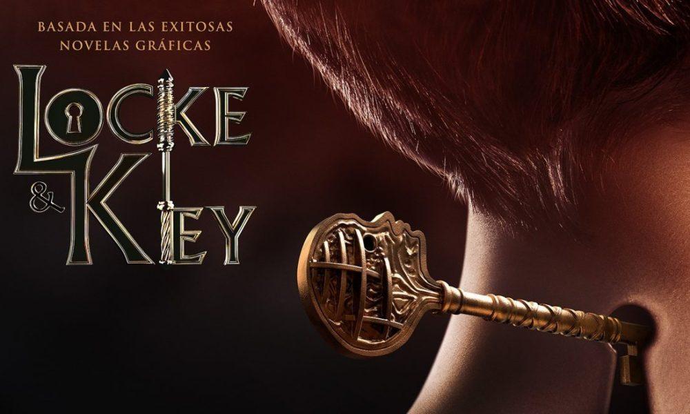 Conoce 'Locke & Key', nueva serie de misterio en Netflix