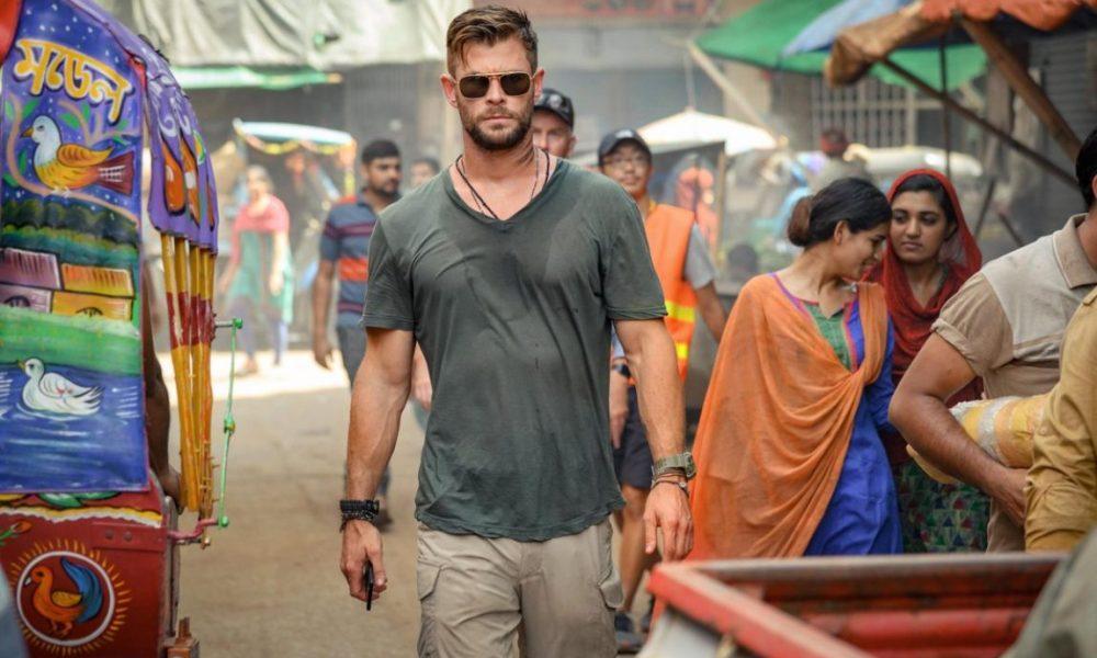 'Misión de Rescate' con Chris Hemsworth estrena póster